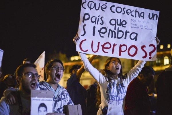 Encuentro por la memoria: a 2 años de la desaparición de 43 normalistas. Con Centro Cultural Taller Sol y Escuela Popular de Cine