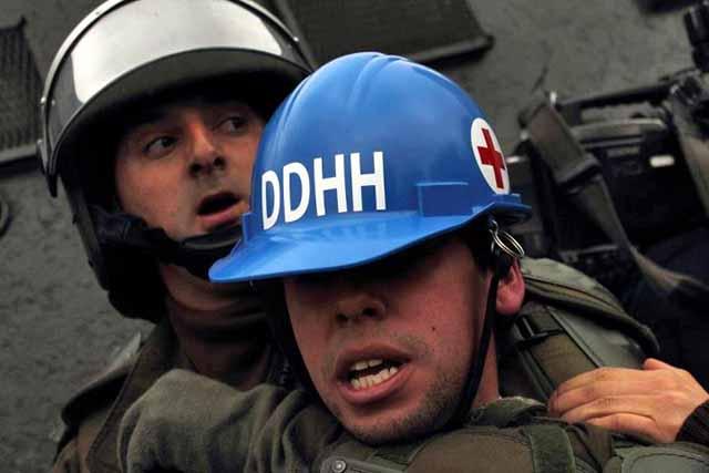 Intervención policial y Mercados de la seguridad. Con Comité de promoción y defensa de los DDHH de La Legua y Parinacota TV Radio popular