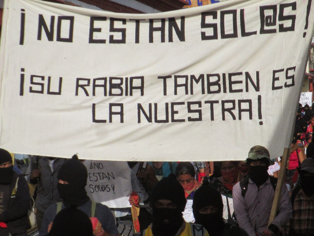 Corrupción, extractivismo y Benjamin como vigía zapatista. Apuntes de la distopía Latinomericana