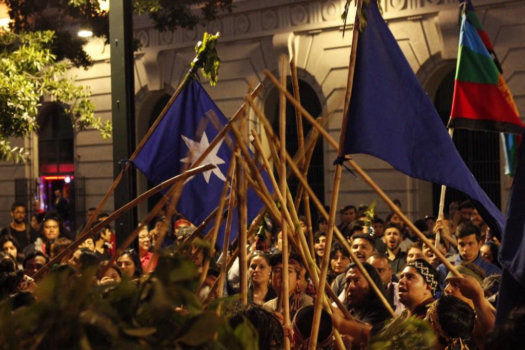 La lucha Mapuche por la autodeterminación en territorio ocupado por el Estado chileno