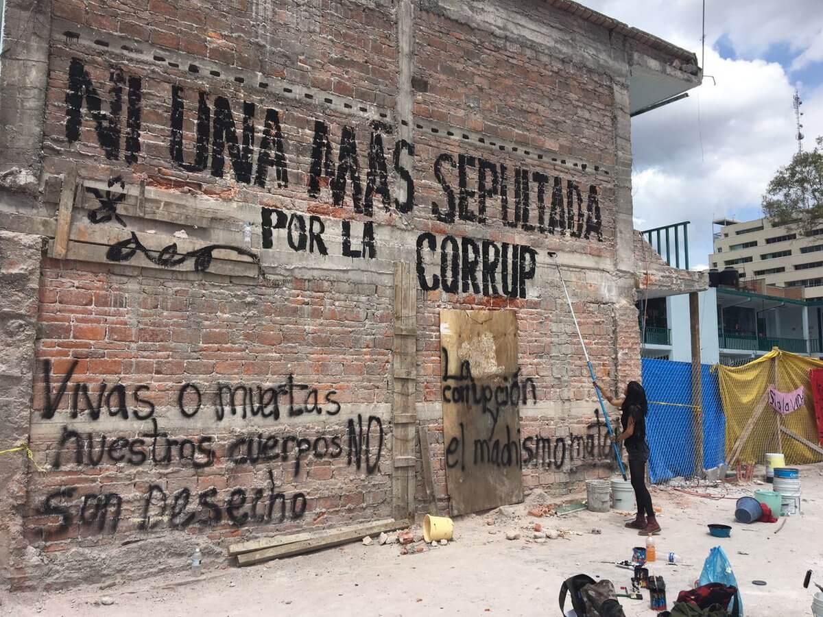 Transfeminismos y catástrofe en México – Conversación con Sayak Valencia
