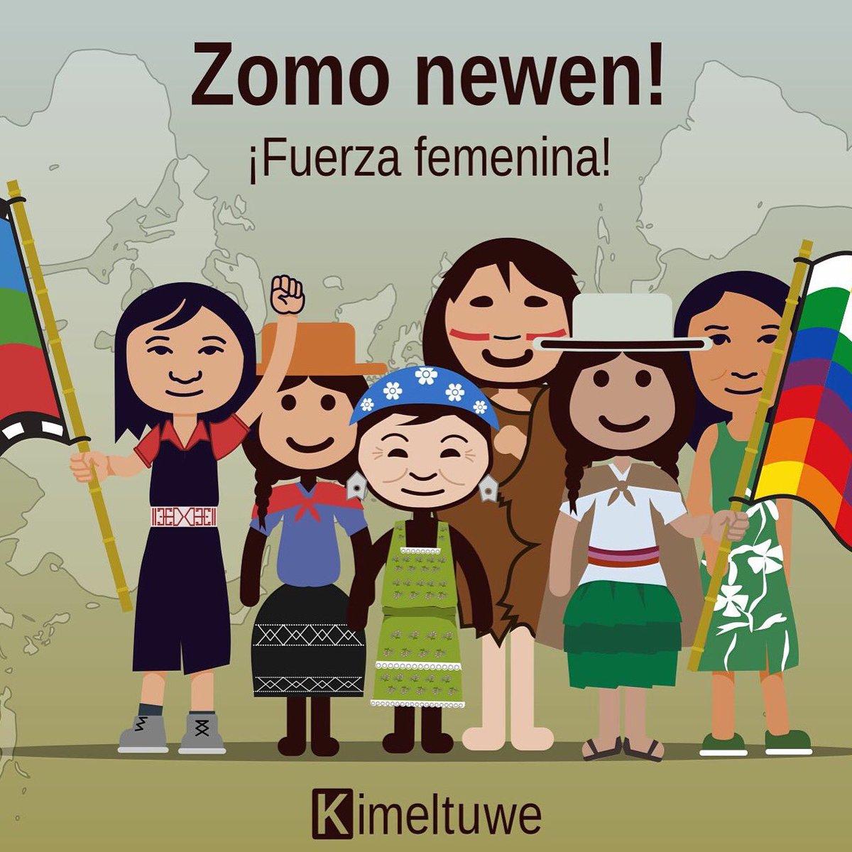 Zomo weichafe – Nutram con Antumalen (vocera del hogar estudiantil mapuche Weliwen)