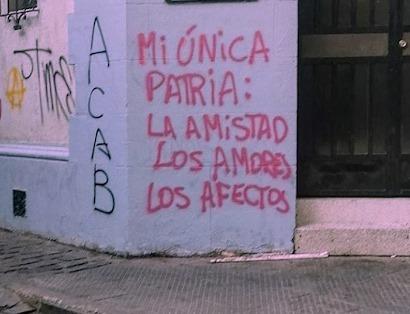 """No tengo fuerzas para rendirme"" Cahuín / Cuadernos LUMPEN [descarga]"